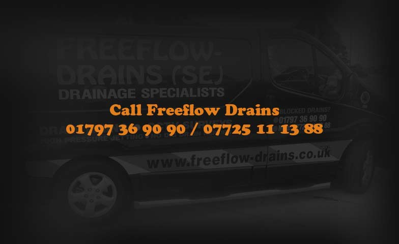 Specialist High Pressure jetting and Drain clearance in the south East